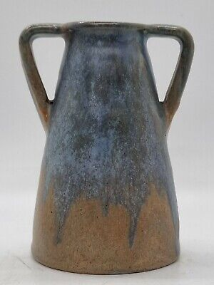 £27.12 • Buy Upchurch Two Handled Arts And Crafts Pottery Vase
