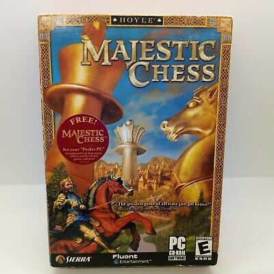 $16.99 • Buy Hoyle Majestic Chess (PC, 2003) Learn To Play Chess
