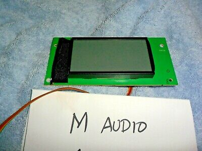 $24.99 • Buy M-Audio AXIOM 25 LCD Display Only Used Part 100% Working
