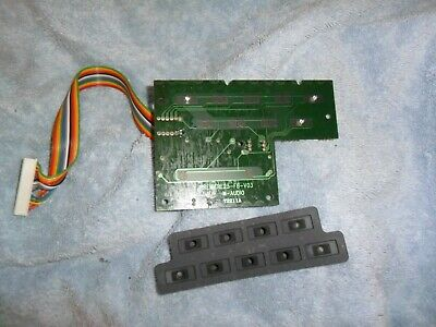 $19.88 • Buy M-Audio AXIOM 25 Main Control Panel Only Used Part 100% Working