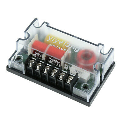 AU21.60 • Buy Car 2Way Speaker Frequency Divider Amplifier Crossover Filters Board Panel