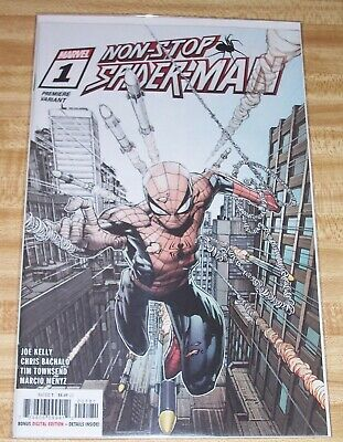 £7.15 • Buy Non-Stop Spider-Man #1! (2021) David Finch Store Premiere Variant! NM!