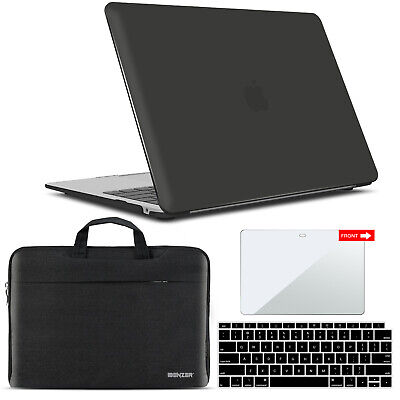 $27.99 • Buy Hard Case Shell For MacBook Air Pro With Keyboard Cover+ Screen Protect+ Sleeve