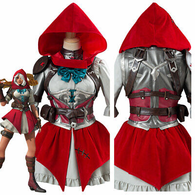 AU157.77 • Buy OW Overwatch Ashe Elizabeth Caledonia Cosplay Costume Halloween Outfit Dress
