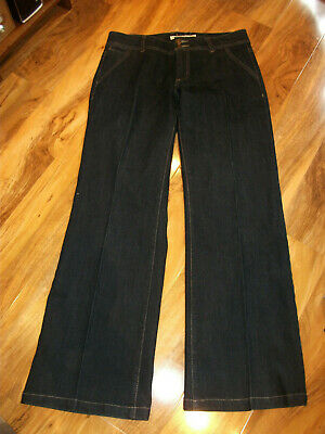 £7.99 • Buy Worn Once Dorothy Perkins Stretch Flares/bell Bottoms Jeans Size 12 R L31-32
