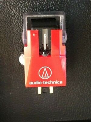 £75 • Buy Audio Technica AT100E Stereo Dual Moving Magnet Cartridge (Red) See Pictures