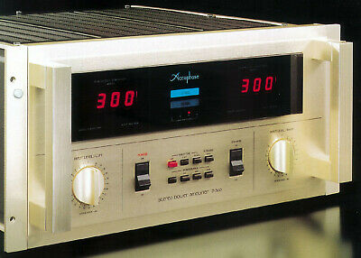£6843.35 • Buy ACCUPHASE P-600 Power Amplifier *RARE*