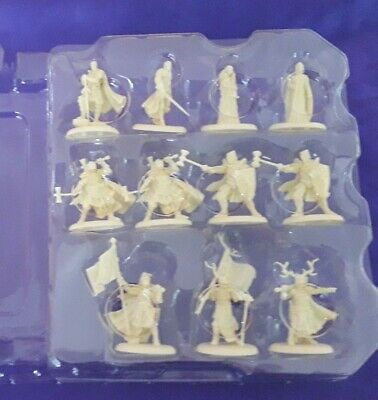 £29.95 • Buy A Song Of Fire And Ice - Baratheon Wardens + Bannermen + Characters 11 Models