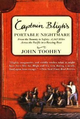 £2.93 • Buy Captain Bligh's Portable Nightmare : From The Bounty To Safety... 4,162 Miles...
