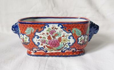 £325 • Buy Antique Transferware Pearlware 'the Apothecary'  Chinoiserie  Small Tureen 1810