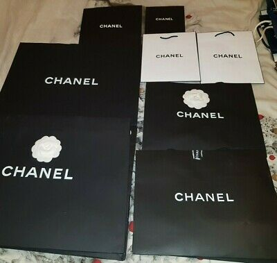 £7.50 • Buy Chanel, Gift Bags, Used, Nice Condition
