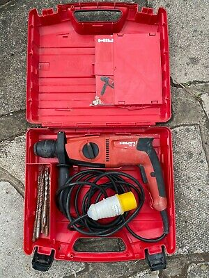 £99 • Buy HILTI TE2 110V SDS Professional  Rotary Hammer Drill TESTED AND WORKING
