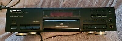 £25.90 • Buy Pioneer PD-S505 Rare CD Player Audio Hi-Fi Stereo Separate Stable Platter System