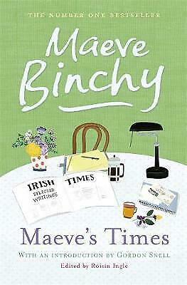 £1 • Buy Maeves Times, Binchy, Maeve, Used; Good Book