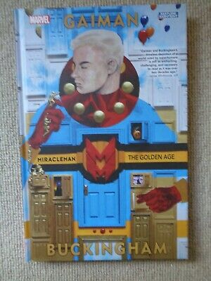 £15 • Buy Miracleman Book One: The Golden Age - 9781846537271 By Neil Gaiman PLEASE READ