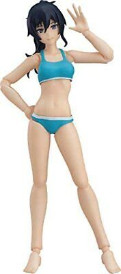 £67.70 • Buy Max Factory Figma Swimsuit Female Body [Makoto] Non-scale Action Figure