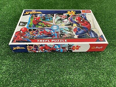 £3 • Buy Spiderman 160 Piece Jigsaw Puzzle, Toys & Games