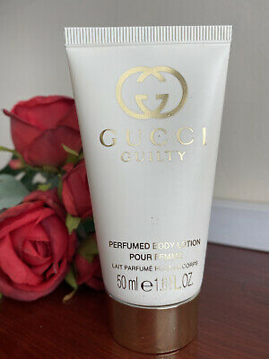 £6.50 • Buy Gucci Guilty Perfumed Body Lotion Pour Femme 50ml Travel Size