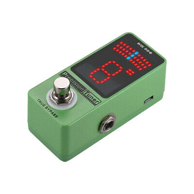 $ CDN35.10 • Buy  Tuner Pedal  Display With True Bypass For Chromatic Guitar T4T7