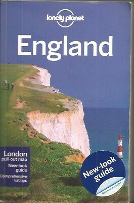 £0.50 • Buy LONELY PLANET ENGLAND GUIDE From 2011 Loads Of Facts 880 Pages (Paperback Lonely
