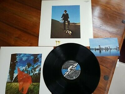 £29.99 • Buy L.p. Record Pink Floyd Wish You Were Here Shvl 814a Good Condition See Pics Pic