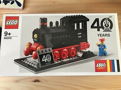 £25 • Buy LEGO Trains 40th Anniversary Set 40370 - SEALED IN BOX, NEVER OPENED, NEW!
