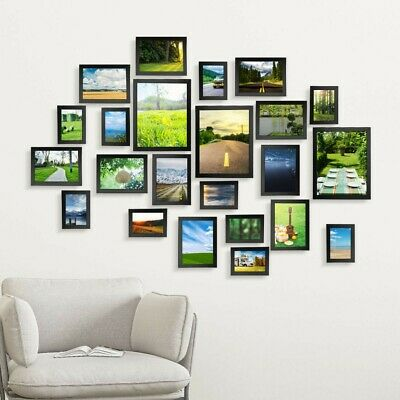£12.98 • Buy 11/23Pack Picture Frame Set Collage Gallery Wall Frame Set For Family Home Decor
