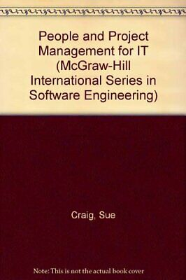 £2.83 • Buy People And Project Management For IT (McGraw-Hill International Series In Soft,
