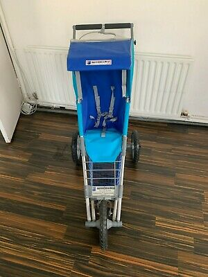 £35 • Buy Cross Country Stroller 3 Wheeler Front Brake Only Australian Made AS PICTURE