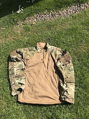 £5 • Buy British Army Under Body Armour Combat Shirt MTP Large