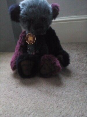£41 • Buy Charlie Bears Tick Tock 2013 Collection Retired