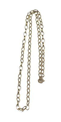 £68.66 • Buy .375 9ct YELLOW GOLD Rolo Chain Necklace, 18  Length, 5.2g - G09