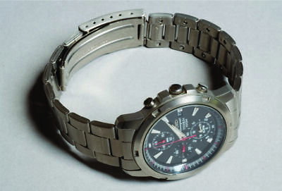 $ CDN43.72 • Buy SEIKO TITANIUM CHRONO FROM THE 90's LOW PRODUCTION NUMBER OD0175 MINT @ $4.99