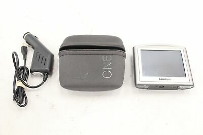 £4.99 • Buy TOMTOM One 3rd Edition 3.5  Portable Satellite Navigation - Colour Grey - G23