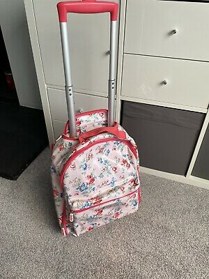 £30 • Buy Cath Kidston Wheeled Pull Along Backpack , Luggage Bag , Nice Condition