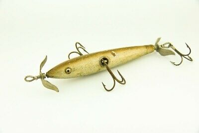 $ CDN15.56 • Buy Vintage South Bend Panatella Underwater Minnow Antique Fishing Lure RS4