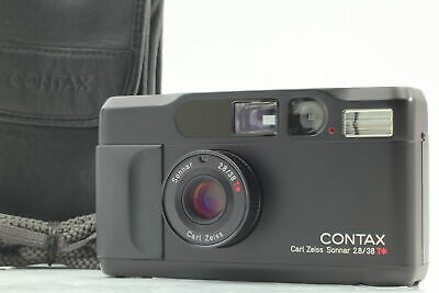 $ CDN2646.77 • Buy [MINT In Case] Contax T2 Limited 2000 Black 35mm Point & Shoot Film Camera JAPAN