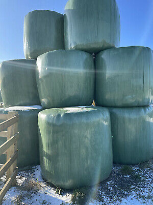 £30 • Buy HAY HAYLAGE New Seed June 2020 ROUND BALES FOR HORSES AND LIVESTOCK
