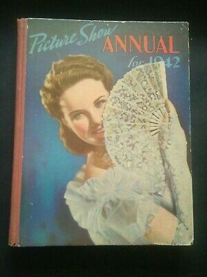 £5 • Buy Vintage Film Book. Picture Show Annual 1942.