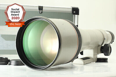 £1042.29 • Buy [Exc+5 In Box] CANON LENS NEW FD NFD 800mm F5.6 L Lens JAPAN