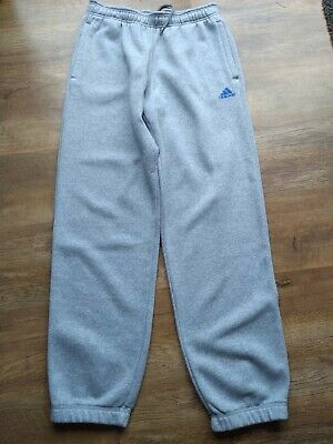 £8.50 • Buy Men's Adidas Grey Joggers/track Suit Bottoms - New