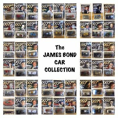 £7.99 • Buy The JAMES BOND CAR COLLECTION With Magazine Choose & Select Multibuy Discount