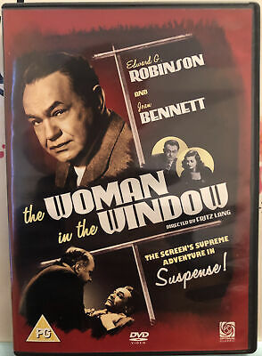 £9.99 • Buy The Woman In The Window Rare Deleted Classic Thriller Edward G. Robinson DVD