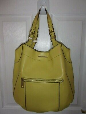 £6.50 • Buy Gorgeous River Island Yellow Tote/shoulder Bag