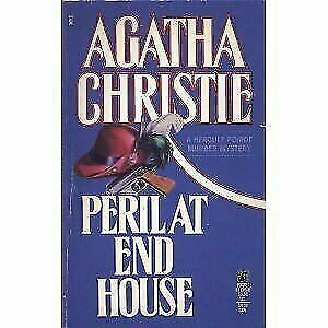 £3.76 • Buy Peril At End House By Agatha Christie