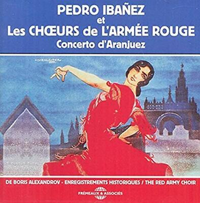 £16.18 • Buy The Red Army Choir Concerto DAranjuez CD .72.