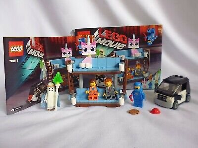 $ CDN42.96 • Buy Lego 70818 The Lego Movie Double-Decker Couch + 5 Mini Figures Boxed Instuctions