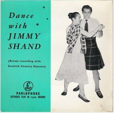 £11.03 • Buy Jimmy Shand And His Dance With Jimmy Shand Vinyl 7 .1177.