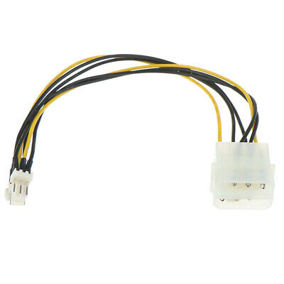 £2.22 • Buy 2PCS 20cm 4Pin IDE To 3Pin PC Computer CPU Fan Power Connector Cable Adapter_MG