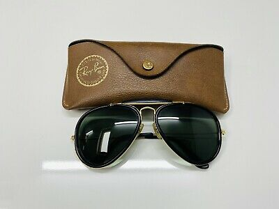 AU140.21 • Buy Vintage Ray-Ban Road Spirit Bausch& Lomb Sunglasses USA G15 Good Used Condition